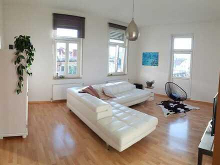 Geräumige 4-Raum-Wohnung in Stuttgart-Mitte