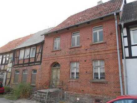 Ein Haus zum Selbstverwirklichen in Calvörde