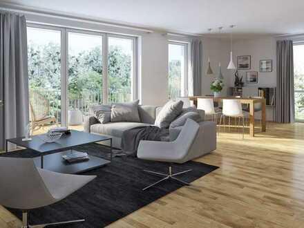 1-Zi.-Whg. zum Selbstbezug oder als Kapitalanlage - Schönes Apartment mit Terrasse im Carlina Park