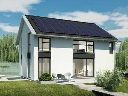 Einfamilienhaus als Kfw 40plus-Effizienzhaus