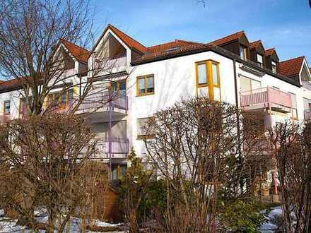 Modernisierte Dachgeschosswohnung