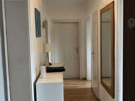 Renovierte 3-Zimmer-Wohnung in zentraler Lage in DU-Beeck!!!
