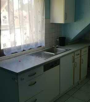 ruhige 2-Zimmer Wohnung mit EBK und ausreichend Stauraum