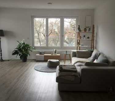 Tolles Stadt-Apartment 1,5-Zimmer mit Traum-Einbauküche und Balkon