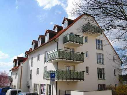 schöne, helle 2-Zimmerwohnung in sanierter gepflegter Neubauwohnanlage
