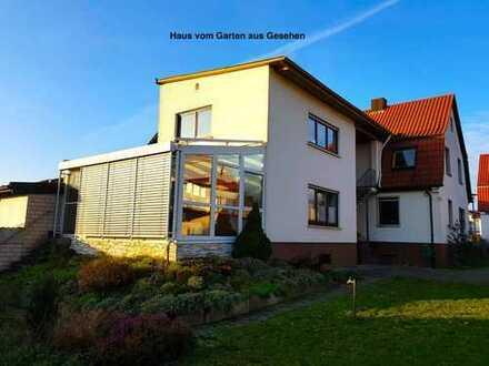 3-Zimmer-EG-Wohnung mit Wintergarten und EBK in Mühlhausen