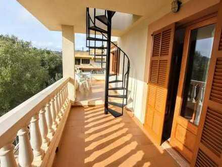Font de Sa Cala! Einfamilienhaus mit einer Wohnfläche von ca. 200m² auf einem 300m² Grundstück!