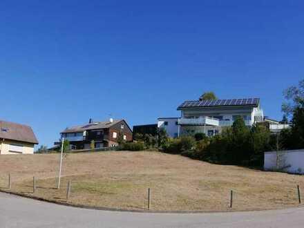 Großes Grundstück in toller Aussichtslage in Dornstetten-Aach