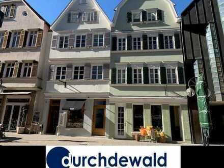 Schicke, kernsanierte 2-Zimmer Dachgeschoss City-Wohnung in Stuttgart-Mitte