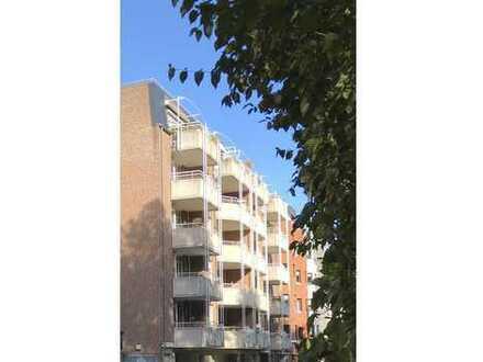 Attraktive 2-Raum-Wohnung mit großzügiger Sonnenterrasse und Parknähe