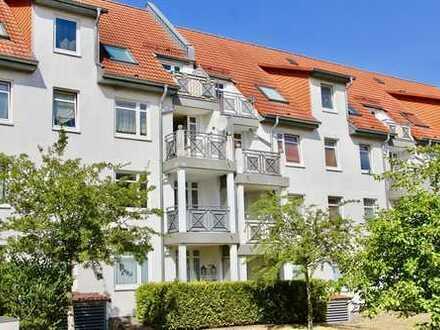 HORN IMMOBILIEN ++ Neubrandenburg altersgerechte Wohnung vermietet
