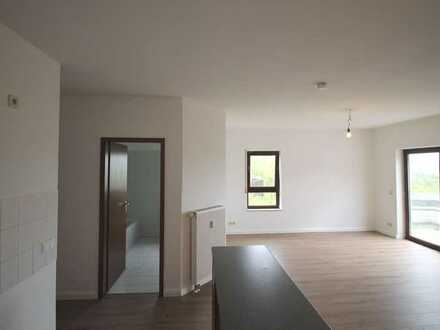 Teilsanierte 2-Zi. Wohnung mit Balkon und KFZ-Stellplatz in Partenheim