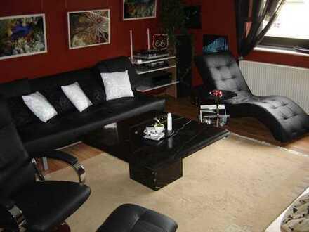 Gepflegte 2-Zimmer-Wohnung mit EBK, Whirlpool, Kamin in Wiesbach/Pfalz