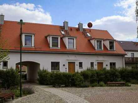 Modernisierte 3,5-Raum-Wohnung mit Balkon in Weinböhla