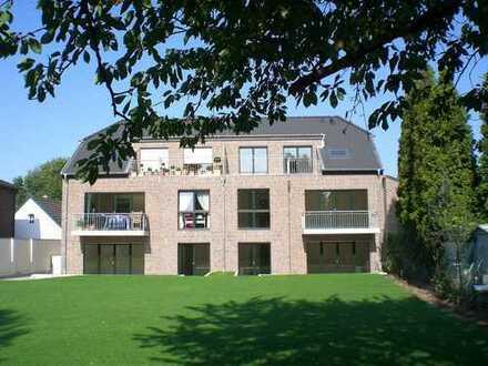 Exklusive, geräumige u. neuwertige 3-Zimmer-Wohnung (EG) mit Terrasse u. Garten in Fühlingen