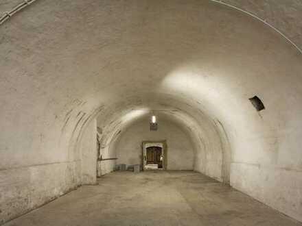 Denkmalgeschützter Gewölbekeller