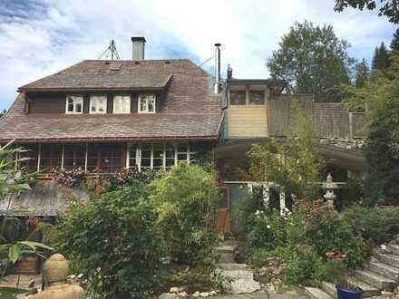 ++RESERVIERT++ Landsitz mit Wiesen und Waldbesitz in herrlicher Natur