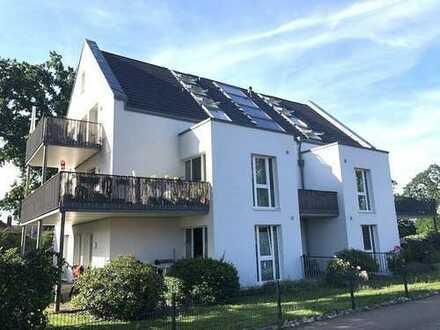 Helle 2 Zi.-Wohnung mit sehr großem Eckbalkon in ruhiger 30er Zone
