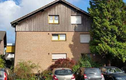 Gepflegte 2-Raum-Wohnung mit Balkon in Selm, Keller, Stellplatz,