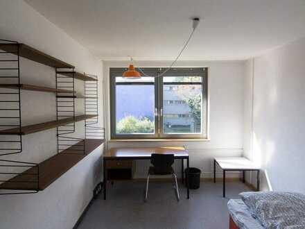 billige Miete bei möblierte Einzelzimmer mit Dusche/WC 278€