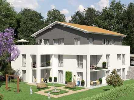 Penthouse mit traumhaften Aussichten in Blomberg!
