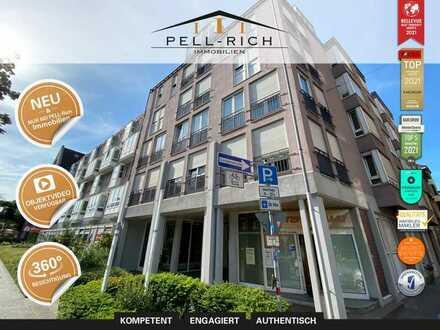 KÄUFERPROVISIONSFREI: Zentrale Wohnung in Karlsruher Weststadt inkl. TG-Stellplatz