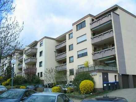 Helle 3-Zimmer Wohnung in Herdecke Westende mit großer Süd-Loggia und schöner Aussicht ins Grüne