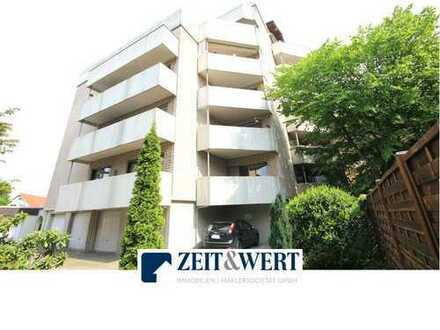 Erftstadt-Lechenich! Gut geschnittene 2-Zimmer-Eigentumswohnung! (OK 3866)