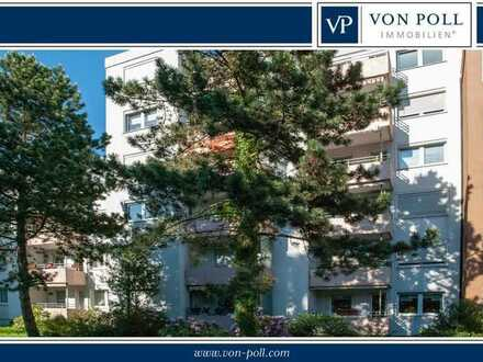 Eigentumswohnung in Innenstadtnähe zur Eigennutzung oder als Kapitalanlage