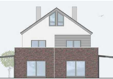 Moderne Neubau Doppelhaushälfte im Süden von Greven