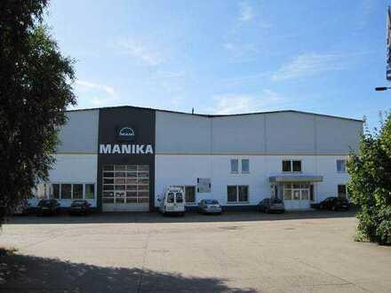 Produktions-, Werkstatt- und Lagerflächen sowie Büros in verkehrsgünstiger Lage