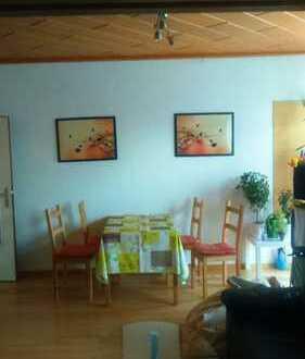 Helle, zentral gelegene 3 ZKB-Wohnung im 1. OG eines Mehrfamilienhauses in Seckenheim