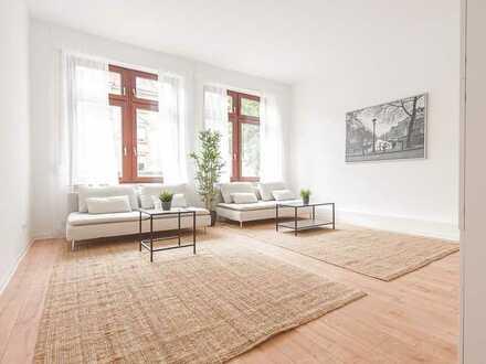 Erstbezug nach Modernisierung: 5-Zimmer Altbauwohnung im Stuttgarter Westen