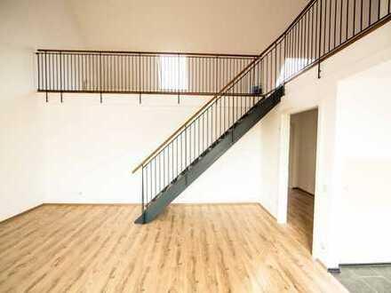 neu renovierte Maisonettwohnung zu vermieten - EBK möglich