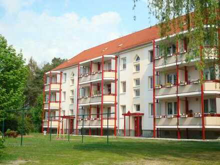 schöne 3-Raum-Wohnung mit Balkon in Schwarze Pumpe zu vermieten!