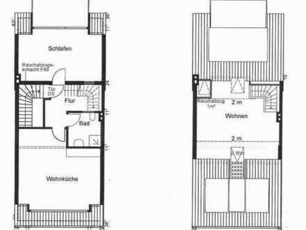 Findorff: Erstbezug nach Kernsanierung, 3 Zimmer, großer Süd-West Balkon mit herrlicher Aussicht.
