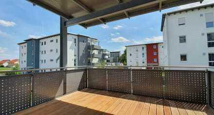 ... Neubau - hochwertig ausgestattete 3-Zimmer-Wohnung in Mühldorf-Nord...