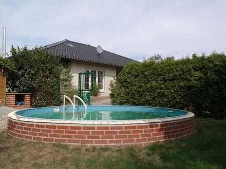 Gepflegtes Einfamilienhaus (Bungalow) zu verkaufen EINZIEHEN- WOHLFÜHLEN