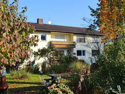 3-Zimmer-Wohnung im 1. OG mit Südbalkon in idyllischer Lage Sauerlach