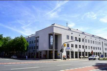 285qm Büroflächen in Bestlage, mitten in der Rosenheimer Innenstadt, ggü. vom Bahnhof!