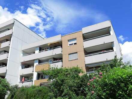 Kurzfristig freie 2-Zimmer-Eigentumswohnung mit Südbalkon und Ausblick!