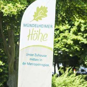 Freuen Sie sich aufs neue Jahr - sonnige 3-Zimmerwohnung mit Loggia - Mündelheimer Höhe!