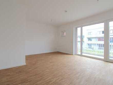 Hochwertige Wohnung im Neubau mit Balkon