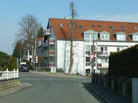 Gepflegte 2-Zimmer-Wohnung mit Balkon und Einbauküche in Herzogenaurach