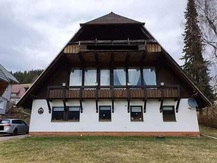 5-Zimmer-Wohnung plus Loft in Furtwangen