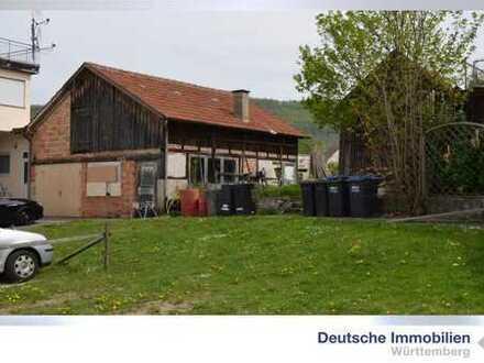 Abbruchgrundstück für 10-Familienhaus in Dettingen/Erms