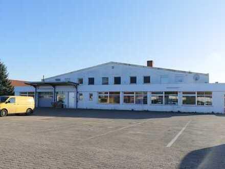 Zentrum Bruchhausen-Vilsen: 1.000 m² Büro-, Lager- und Ausstellungsfläche
