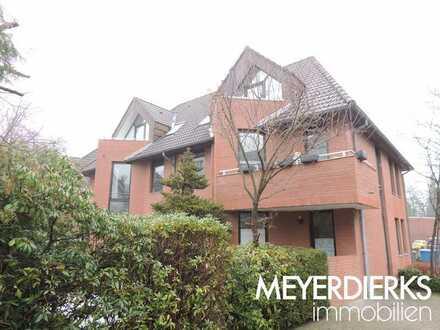 Bürgerfelde - Alexanderstraße: 2-Zimmer-Wohnung im Erdgeschoss mit Terrasse / Hintergrundstück