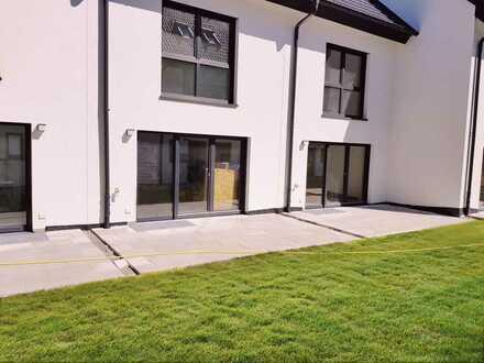 | BEZUGSFERTIG / JETZT EINZIEHEN | 5-Zimmer auf fast 120m² mit Terrasse, Garten und voll unterkeller