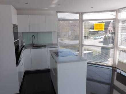 Neuwertige 2-Zimmer-Wohnung mit Balkon und Einbauküche in Sinstorf, Hamburg